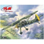 HS126A GERMAN RECON 1/48