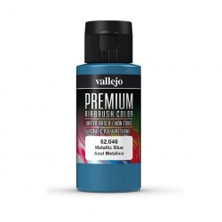 VALLEJO PREMIUM RC COLOR AZUL METÁLICO