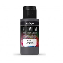 VALLEJO PREMIUM RC COLOR GRIS METALICO