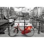 14846 Puzzle Color y B/N Amsterdam 1000 piezas