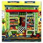 Educa Borrás 15316 Tienda De Comestibles Suzanne Etienne