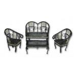 Muebles de Jardín Metálicos Chaves